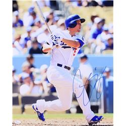 Corey Seager Signed Dodgers 16x20 Photo (JSA COA)