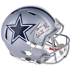 Jason Witten Signed Cowboys Full-Size Authentic On-Field Speed Helmet (Fanatics)