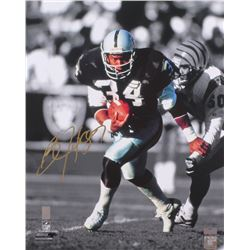 Bo Jackson Signed Raiders 16x20 Photo (Radtke COA  Jackson Hologram)