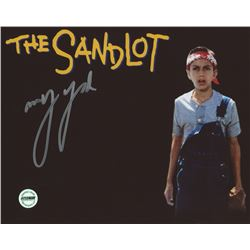 "Marty York ""The Sandlot"" Signed 8x10 Photo (Fiterman Sports Hologram)"