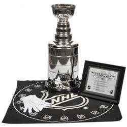 "Bobby Orr Signed 24"" Stanley Cup Replica Trophy (Orr COA)"