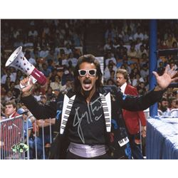 Jimmy Hart Signed 8x10 Photo (MAB Hologram)