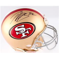 Patrick Willis Signed Broncos Full-Size Authentic On-Field Helmet (Radtke COA)
