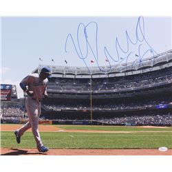 Yasiel Puig Signed Dodgers 16x20 Photo (JSA Hologram)
