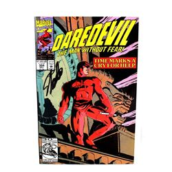 "Stan Lee Signed ""Daredevil: The Man Without Fear"" Comic Book (Lee COA)"