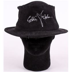 "Eddie Vedder Signed ""Pearl Jam"" Fitted Hat (JSA LOA)"