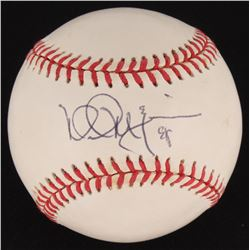 Mark McGwire Signed ONL Baseball (JSA ALOA)