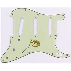 Fat Mike Signed Guitar Pickguard (JSA COA)