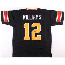 Doug Williams Signed Grambling State Tigers Jersey (JSA COA)