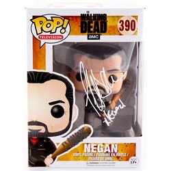 "Jeffrey Dean Morgan Signed The Walking Dead ""Negan"" Funko Pop Vinyl Figure Inscribed ""Negan"" (Radtke"