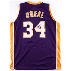 Shaquille O'Neal Signed Lakers Jersey (JSA COA)