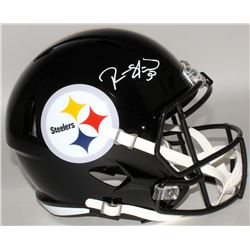 Ryan Shazier Signed Steelers Full-Size Speed Helmet (Radke COA)
