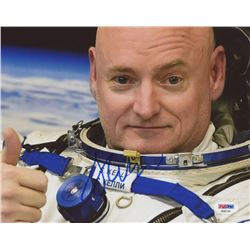 Scott Kelly Signed 8x10 Photo (PSA COA)