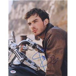 Ian Somerhalder Signed 11x14 Photo (PSA COA)