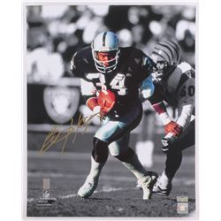 Bo Jackson Signed Raiders 16x20 Photo (Radtke Hologram  Jackson Hologram)
