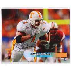 Jason Witten Signed Tennessee Volunteers 16x20 Photo (Witten Hologram)