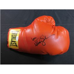 "Hilary Swank Signed Everlast Boxing Glove Inscribed ""Love"" (JSA Hologram)"