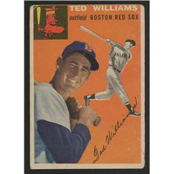1954 Topps #1 Ted Williams