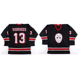 "Ari Lehman Signed Jason Voorhees ""Friday the 13th"" Hockey Jersey with (4) Inscriptions (PA COA)"