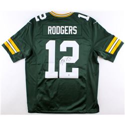 Aaron Rodgers Signed Packers Nike Jersey (Steiner Hologram)