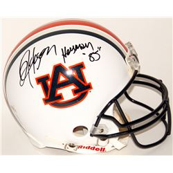 "Bo Jackson Signed Auburn Tigers Full-Size Authentic On-Field Helmet Inscribed ""Heisman '85"" (Jackson"