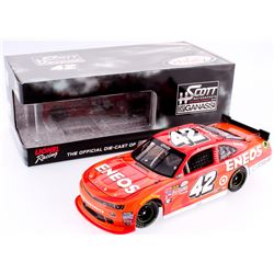 Kyle Larson Signed NASCAR #42 ENEOS 2015 Camero 1:24 Limited Edition Premium Action Die Cast Car (PA