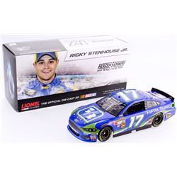 Ricky Stenhouse Jr. Signed NASCAR #17 Fifth Third 2013 Fusion 1:24 Limited Edition Premium Action Di
