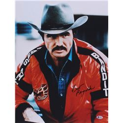 "Burt Reynolds Signed ""Smokey and The Bandit II"" 16x20 Photo (Beckett COA)"