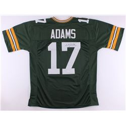 Davante Adams Signed Packers Jersey (JSA COA)