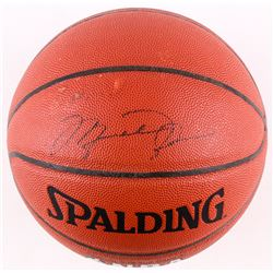 Michael Jordan Signed Basketball (JSA ALOA)