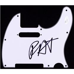 Rob Halford Signed Electric Guitar Pickguard (JSA COA)