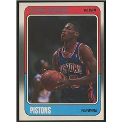 1988-89 Fleer #43 Dennis Rodman RC