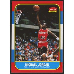 1996-97 Fleer Decade of Excellence #4 Michael Jordan