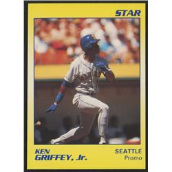 1990 Star Seattle Promo Ken Griffey Jr.
