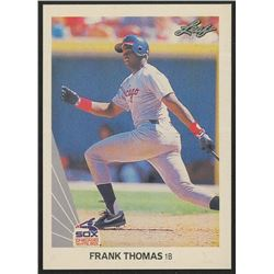 1990 Leaf #300 Frank Thomas RC