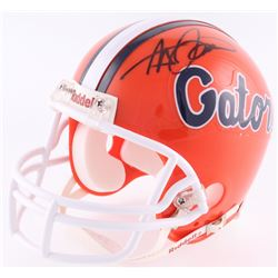 Steve Spurrier Signed Florida Gators Mini-Helmet (Radtke COA)