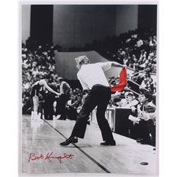 Bob Knight Signed Indiana Hoosiers 16x20 Photo (TriStar)
