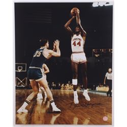Elvin Hayes Signed Rockets 16x20 Photo (Fiterman Sports Hologram)