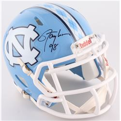 Lawrence Taylor Signed North Carolina Tar Heels Mini-Helmet (JSA COA)