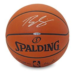 Ben Simmons Signed Spalding Official NBA Game Ball (UDA COA)