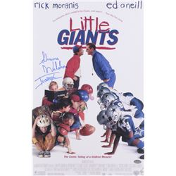 "Shawna Waldron Signed ""Little Giants"" 11x17 Movie Poster Photo Inscribed ""Icebox"" (Schwartz COA)"
