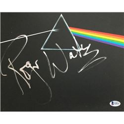 "Roger Waters Signed Pink Floyd ""The Dark Side of the Moon"" Vinyl Record Album (Beckett LOA)"