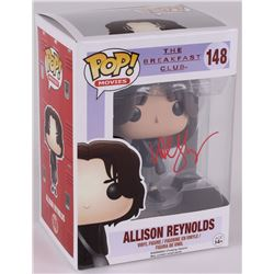 "Ally Sheedy Signed ""The Breakfast Club"" Funko Pop Figure (Schwartz COA)"
