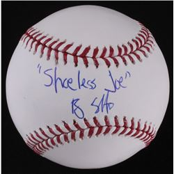 "Ray Liotta Signed OML Baseball Inscribed ""Shoeless Joe"" (Schwartz COA)"
