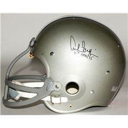 "Archie Griffin Signed Ohio State Buckeyes Full-Size TK Suspension Helmet Inscribed ""H.T. 1974/75"" (R"