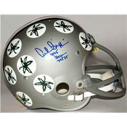 "Archie Griffin Signed Ohio State Buckeyes Full-Size TK Suspension Helmet Inscribed ""Heisman 74/75"" ("
