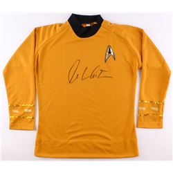 "William Shatner Signed ""Star Trek"" Uniform (JSA COA)"