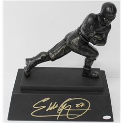 Eddie George Signed Full-Size Replica Heisman Trophy (JSA COA)