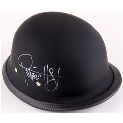 "Ryan Hurst  Tommy Flanagan Signed ""Sons of Anarchy"" Biker Helmet Inscribed ""Opie"" (Radtke COA)"