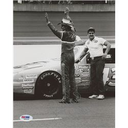 Richard Petty Signed 8x10 Photo  (PSA COA)